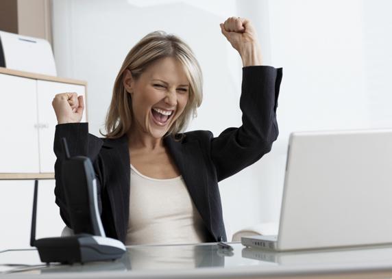 Любимая работа-это счастье